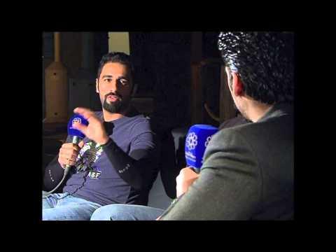 kajukenbo kuwait ksdi head quarter interview on kuwait TV