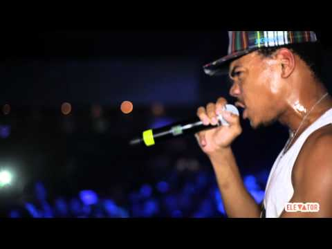 Chance The Rapper - Juice (Unreleased) Concert Performance