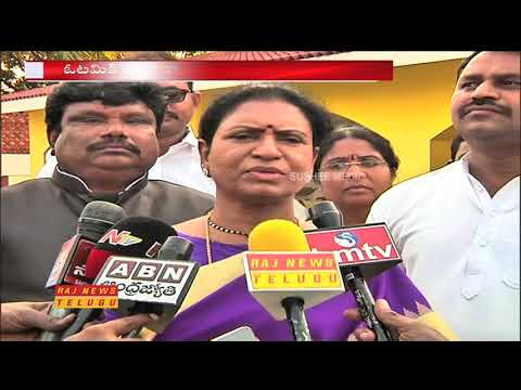 Congress Leader DK Aruna Gives Clarity On Participation in 2019 Parliamentary Elections || Raj News