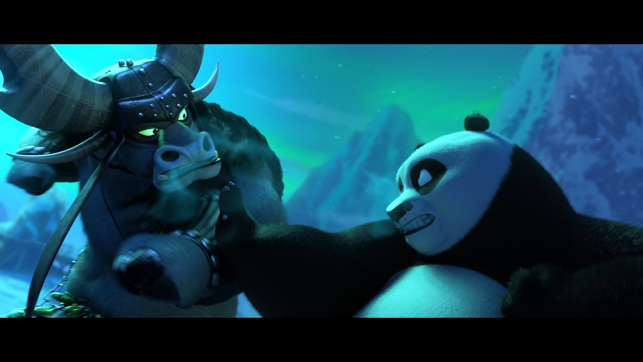 Download Kung Fu Panda 3 - Po vs Kai (1/3)