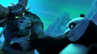 Kung Fu Panda 3 - Po vs Kai (1/3)