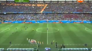 costa rica vs uruguay 3 1 Brasil 2014 canal 13.cl