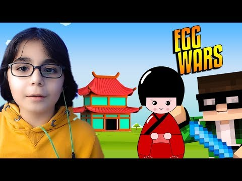JAPON TROLL YEMEĞİ !!! | Minecraft: Egg Wars BKT - Видео онлайн