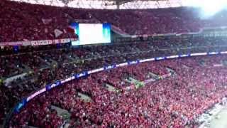 Fc Bayern Finale Wembley 13 Tor Live direkt von den Rängen GÄNSEHAUT!!!