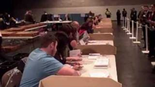 Counting Begins at Glasgow North East By-Election