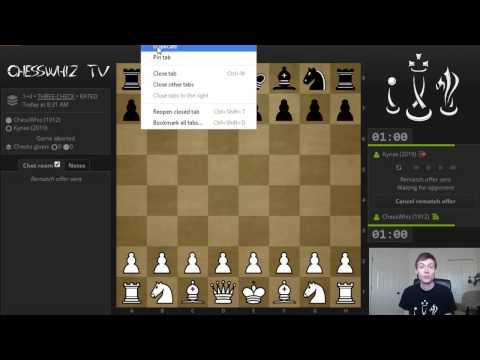 Episode 113: Three Checks Chess