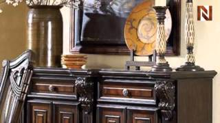 Grand Estates Sideboard 402-19 By Fairmont Designs