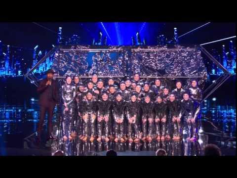 Americas Got Talent 2014  Radio City Music Hall  Hart Dance Team