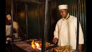 Chicken Barbecue in a 5 Star Hotel - The Dwarika's Hotel Kathmandu - Food Nepal
