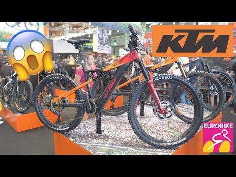 New KTM Bikes 2020 (Macina, Prowler, Scarp) - Eurobike 2019 [4K]