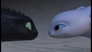 Як приборкати дракона 3: Прихований світ. Офіційний трейлер 1 (український)