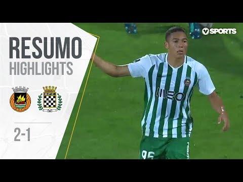 Highlights   Resumo: Rio Ave 2-1 Boavista (Liga 18/19 #6)