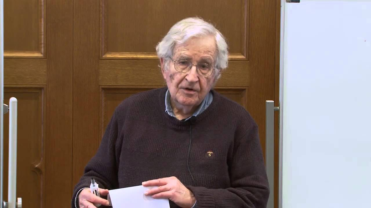 Keio Linguistic Colloquium SYNTAX SESSION Professor Noam Chomsky (MIT)