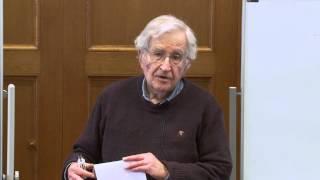 Keio Linguistic Colloquium SYNTAX SESSION Professor Noam Chomsky (MIT)
