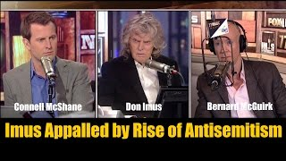Video Don Imus is appalled by rise of Antisemitism download MP3, 3GP, MP4, WEBM, AVI, FLV Juli 2018