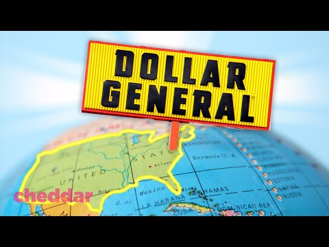 How Dollar Stores Conquered America - Cheddar Explains