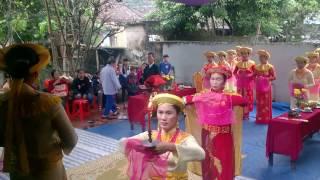 Lễ Dâng hương Tế Tổ Cành 2 họ Hoàng_ thôn 6 Hoằng Lương