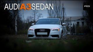 Вся Правда Про Audi A3 Sedan 1.8 Tfsi