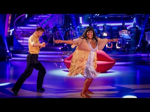Alison Hammond & Aljaž Skorjanec Samba to 'Bootylicious' - Strictly Come Dancing: 2014 - BBC One