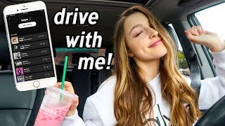 MY FALL PLAYLIST 2018!! // drive with me!