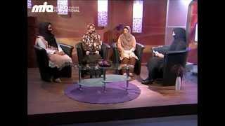 2012-09-09 Im Fokus der Muslima - Präsenz der Muslima in den Medien
