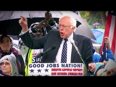 Bernie Sanders Proposes $15 Minimum Wage Bill