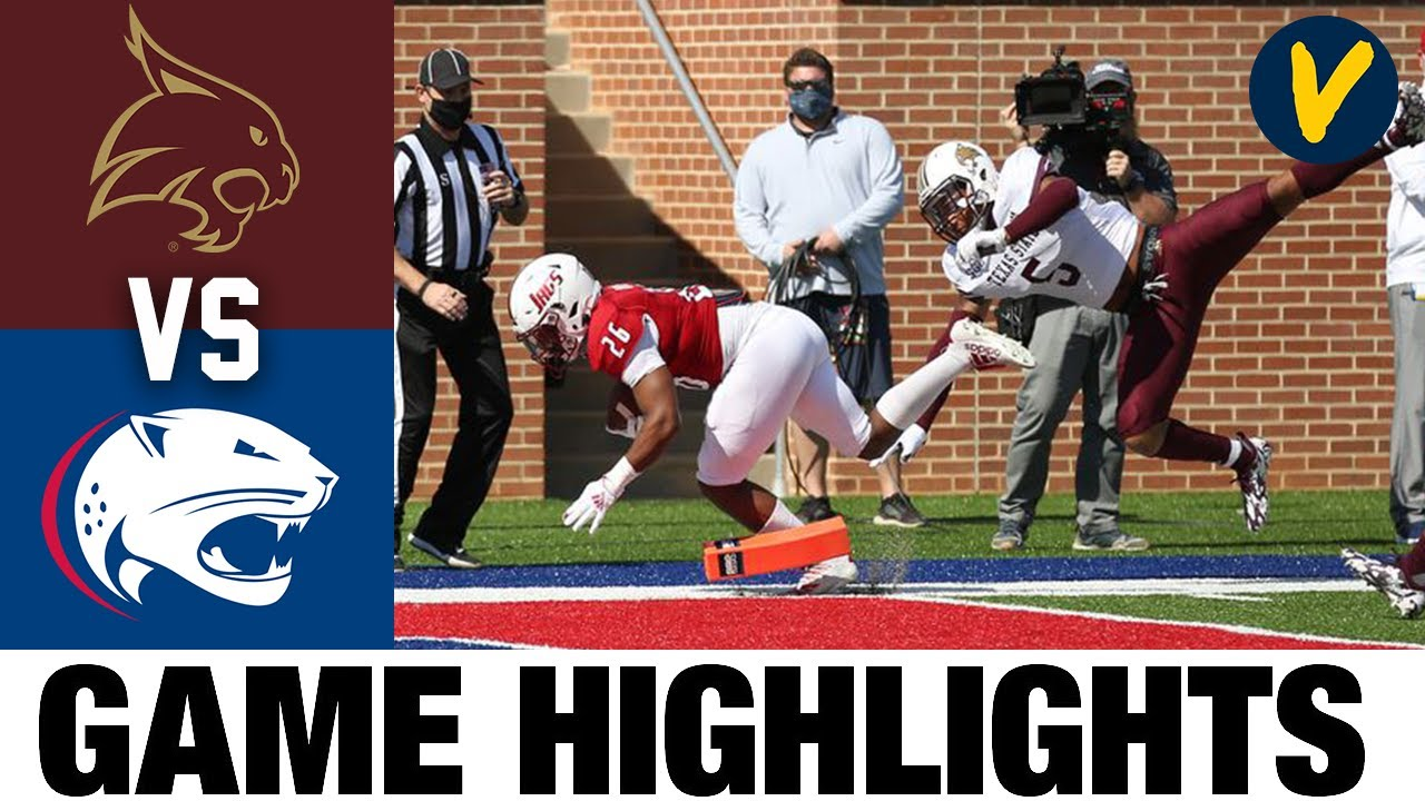 Texas State vs South Alabama Highlights | Week 7 2020 College Football Highlights