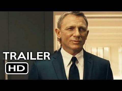 007 Spectre Official Trailer #3 (2015) Daniel Craig James Bond Movie HD streaming vf