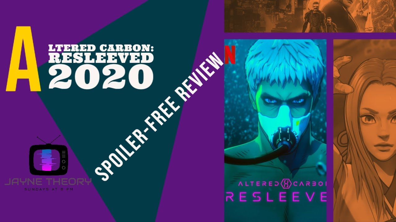 Altered Carbon Resleeved 2020 Spoiler Free Review Youtube