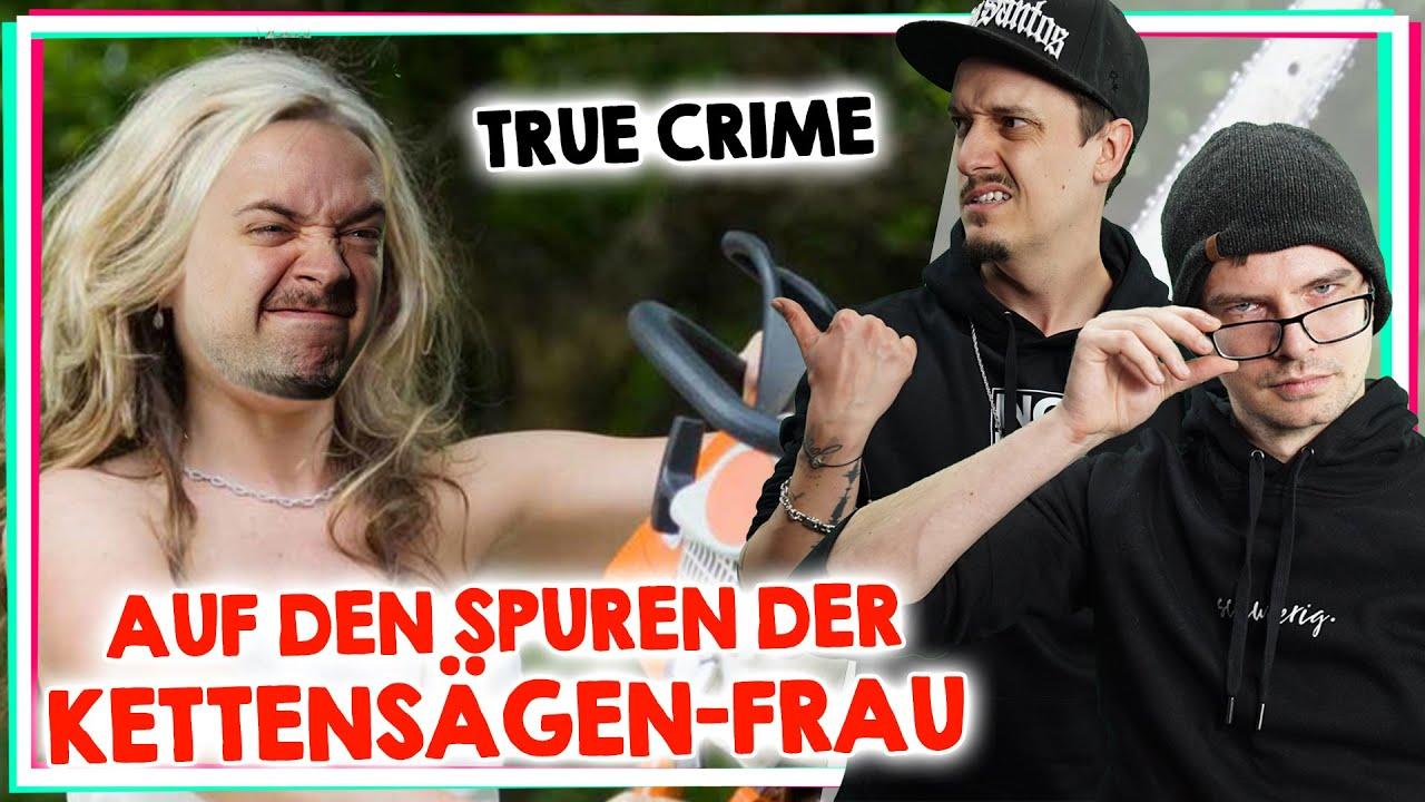 DER HAT SCHON VIEL GESEHEN! Auf den Spuren der Kettensägen-Frau | Folge (1/2) | Crime Time