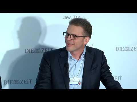 CMS And DIE ZEIT Event In Davos - Interview: Christian Sewing, CEO Of Deutsche Bank