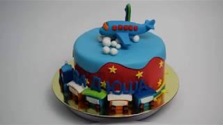Торт на заказ Самолет (Tortlike.ru)