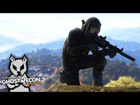 Ghost Recon Wildlands - THE REAL SAS MISSION   Ghost Recon Wildlands Role Play