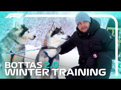 Valtteri Bottas: Training In Lapland With The Finnish Ace