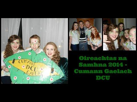 Oireachtas na Samhna 2014 - Cumann Gaelach DCU