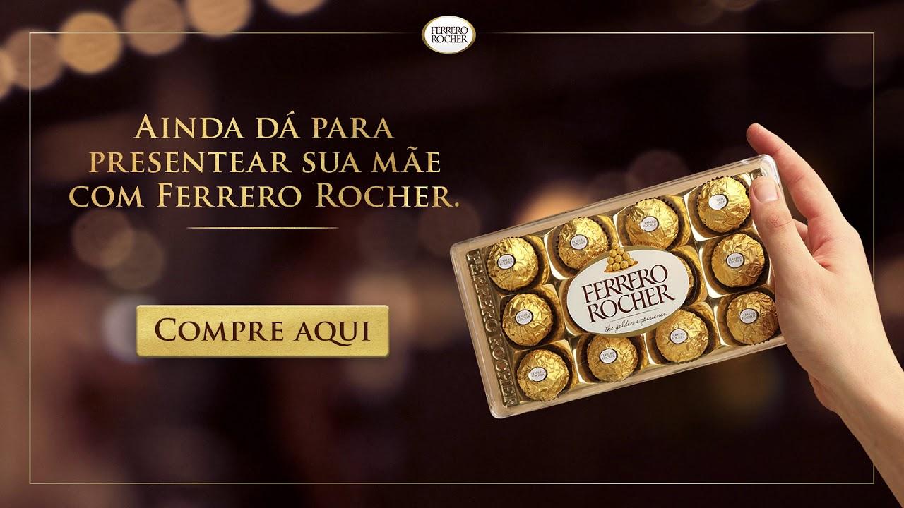 DIA DAS MÃES FERRERO ROCHER