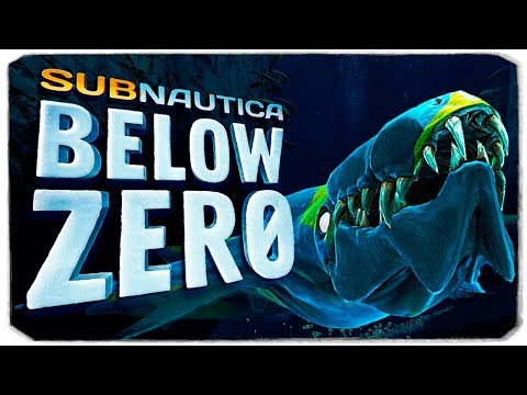 УЖАСЫ ГЛУБИН - SUBNAUTICA BELOW ZERO