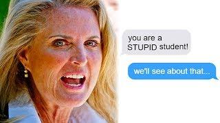 r/Prorevenge - Patient Student Gets Evil Teacher FIRED!