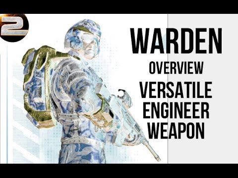 warden-overview:-perfect-gun-for-supportive-engineers!-planetside-2-gameplay-and-commentary