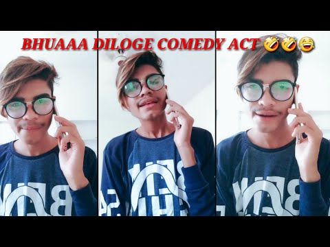 Bhuaaa Diloge Comedy in like app...