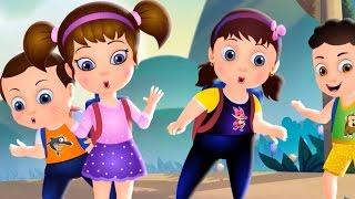 Kawale Dada Anghol Kelis Ka | Marathi Balgeet | Marathi Kids Songs | By TinyDreams