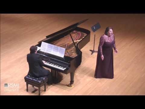 Felicia Moore: Sibelius, Op. 37