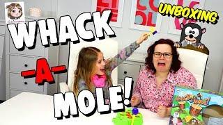 WHACK A MOLE 🔨 Maulwurf Hammerspiel | Elektronisches Aktionsspiel