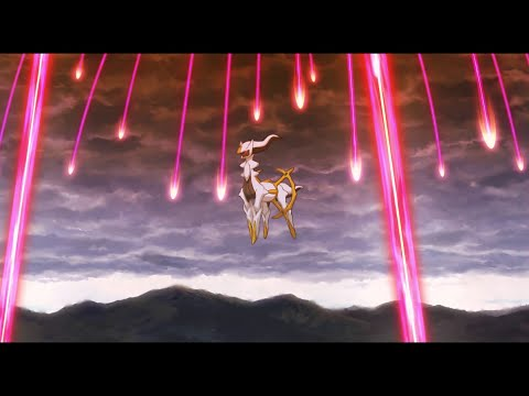 Pokemon Arceus And The Jewel Of Life Official Trailer Youtube