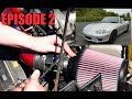 Project MX5 Miata : Episode 2 (Fitting the K&N Typhoon intake system)