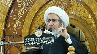 في رحاب عرفة الحسين - 8 ذو الحجة 1442 هـ