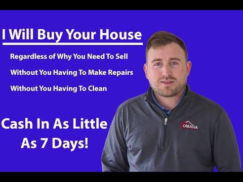 We Buy Houses in Omaha, Nebraska