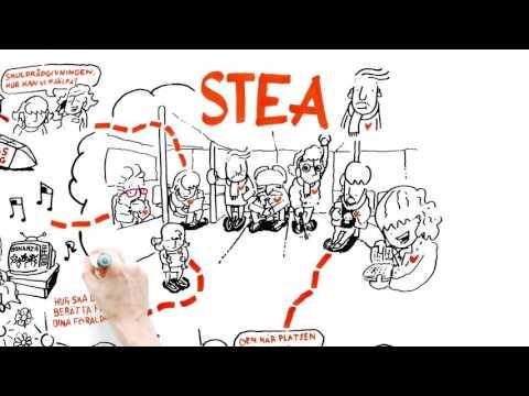 STEA - Det finns hjälptagare överallt