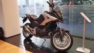 Honda NC750X (Urdu)