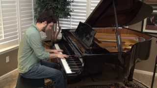 Radioactive - Imagine Dragons Piano Cover [Ryan Jones]